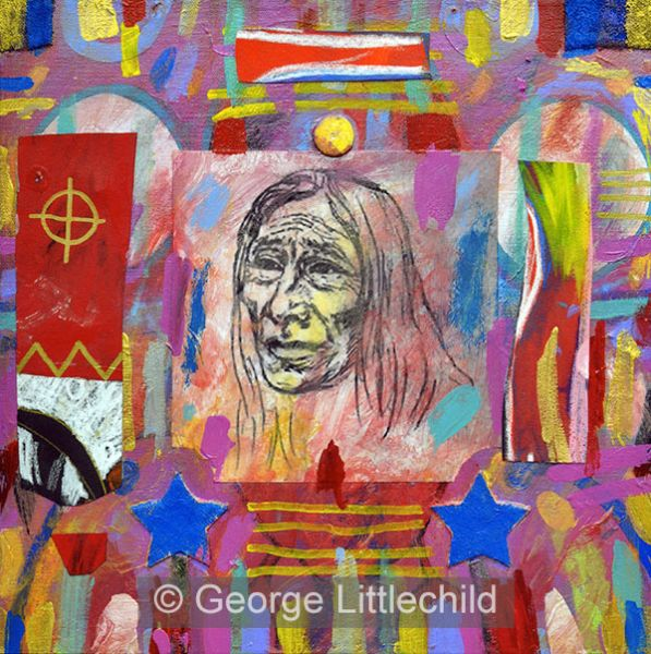 George Littlechild - Canadian First Nations Artist