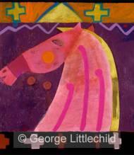 Blackfoot Horse Blanket
