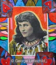 Lady with a Heart, Pauline E. Johnson, Poet