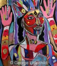 Indian Affairs Puppet