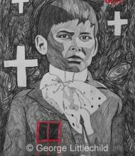 Unidentified Child From The Ermineskin Indian Residential School #3